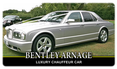 Arnage title graphic