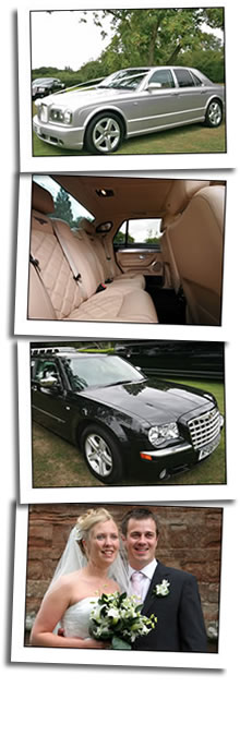 American Limousine Company homepage graphic